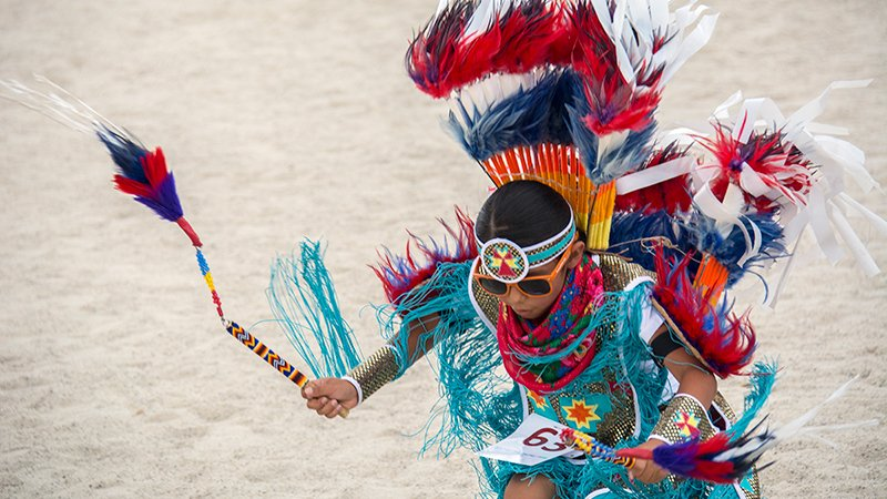 Shoshone Powwows
