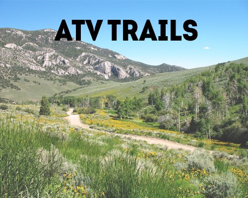 ATV Trails in the Great Basin National Heritage Area