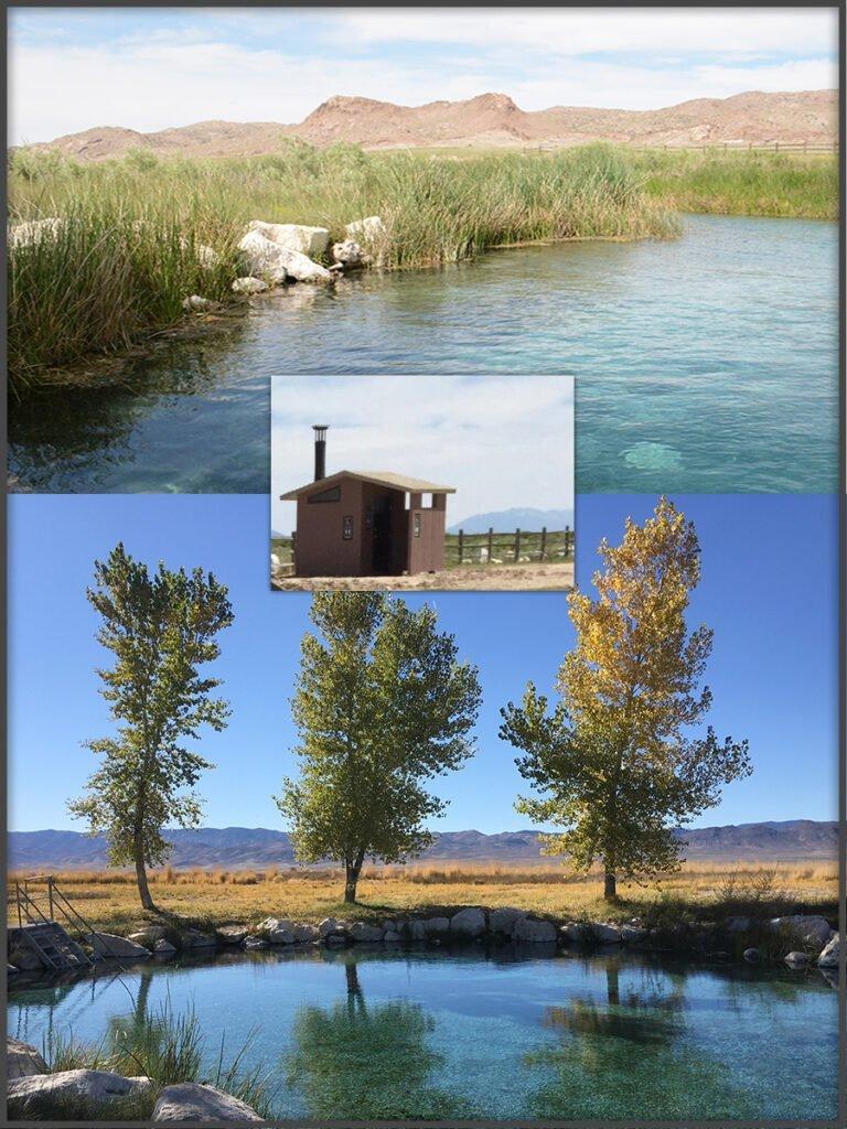 Duckwater Shoshone Restroom