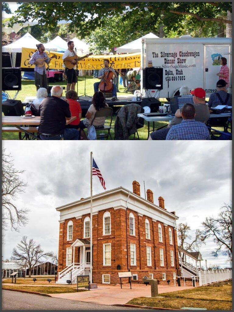 Old Capitol Festivals
