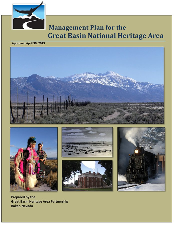 Great Basin National Heritage Area Management Plan