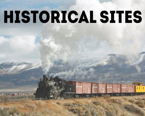 Historical Sites in the Great Basin National Heritage Area