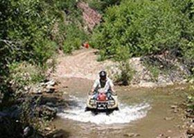 Paiute Mountain ATV Trails