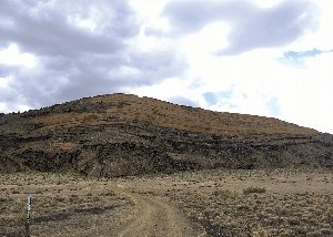 Millard County Volcanoes and Lava Tubes